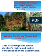 Forest Rights Act 2006