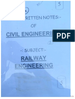 CIVIL 5.Railway Engineeering