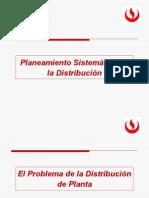 1_El Problema de La Distribución de Planta I