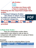 types of attitude-scales