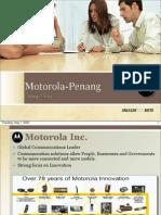Motorola Penang