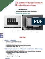 YaelNemirovsky1NEMS/MEMS cantilever-based biosensors