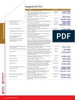 Derivatization Reagents for TLC