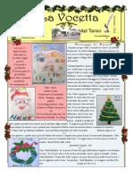 Giornalino Scolastico n. 4 Dicembre 2014