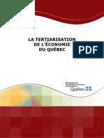 Tertiarisation Quebec