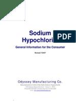 Odyssey Hypo Info