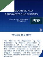Kapisanan Ng Mga Brodkasters Ng Pilipinas