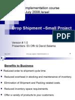 Drop Ship Project_SIva