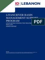 014-Lrbms-litani River Constructed Treatment Wetland
