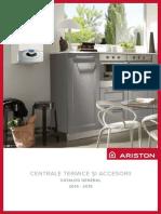 Catalog Centrale Ariston 2014