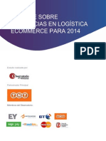 EY Tendencias Logísticas ECommerce