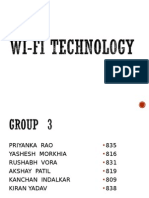 WiFi Technology.ppt