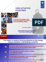 PowerPoint Energy Access Paper