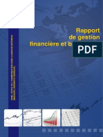 Report on Budgetary and Financial Management 2012 Fr