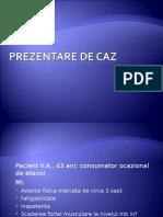 AM - prez caz 1.ppt