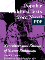 Narratives and Rituals of Newar Buddhism (Todd Lewis) E-Book