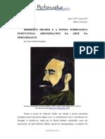 H. Helder « Performatus