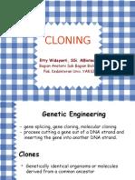 Presentasi Kloning (091109)