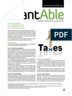 GrantAble 1-CSR and IncomeTax
