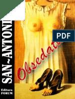 San Antonio - Obsedatul - scan+search