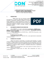 SE 10T Specificatii Stalp Beton