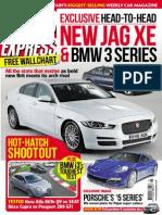 Auto Express Magazine - December 31, 2014 UK