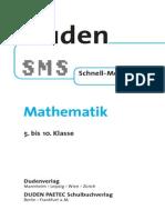 SMS Mathematik