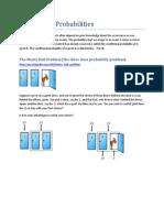 ConditionalProbabilities Worksheet