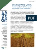 Eficiência de Fungicidas Para o Controle Da Ferrugem-Asiática Da Soja, Na Safra 2012-13