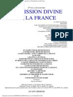 Le Sage de La Franquerie de La Tourre Andre - La Mission Divine de La France