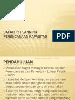CAPACITY PLANNING PERENCANAAN KAPASITAS.pdf