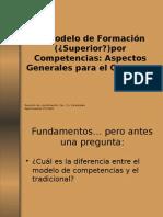 El Modelo de FBCv1