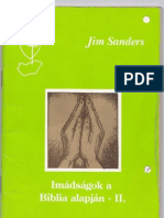Jim Sanders_Imádságok a Biblia alapján II.