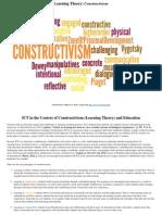 constructivism statement final