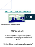 Project Maagement