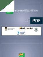 """Manual de Gestiã""""n Territorial Entornos Saludables"""