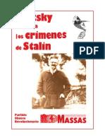 Trotski Denuncia Los Crímenes de Stalin