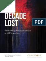 A Decade Lost