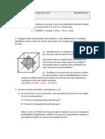 Ficha de Revisões 1º Período 2014 matemática 12º ano