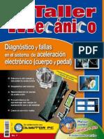Diagnostico y Fallas del Cuerpo de Aceleracion Electronico