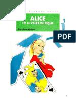 Caroline Quine Alice Roy 70 BV Alice et le valet de pique 1988.doc