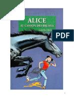 Caroline Quine Alice Roy 69 BV Alice au canyon des brumes 1988.doc