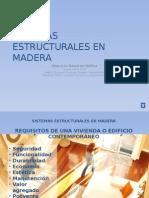 sistemas estructurales en madera