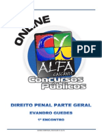 Aula 01 - Penal Geral