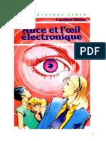 Caroline Quine Alice Roy 51 BV Alice et l'oeil électronique 1974.doc