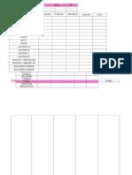tablas distribución