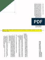 Wells, G. (2001). Modelo Constructivista Social Del Aprendizaje y La Enseñanza. Apéndice I. Pp. 337- 338. Barcelona Paidos.