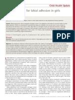 labial adhesion.pdf