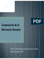 Comprensión de la Motivación Humana.pdf