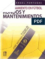 12 Libro - Miguel Angel Portugal - El Entrenamiento en Futbol Rondos y Mantenimientos